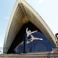 Shelling out for tiles at the Sydney Opera House